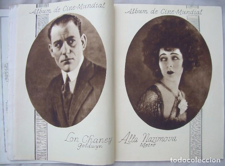 Cine: REVISTA CINE MUNDIAL,JULIO 1922, TOMO VII Nº 7 EDITADA POR Chalmers Publishing Company, Nueva York - Foto 10 - 87094372