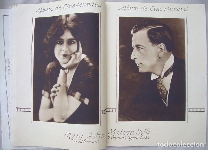 Cine: REVISTA CINE MUNDIAL,JULIO 1922, TOMO VII Nº 7 EDITADA POR Chalmers Publishing Company, Nueva York - Foto 11 - 87094372