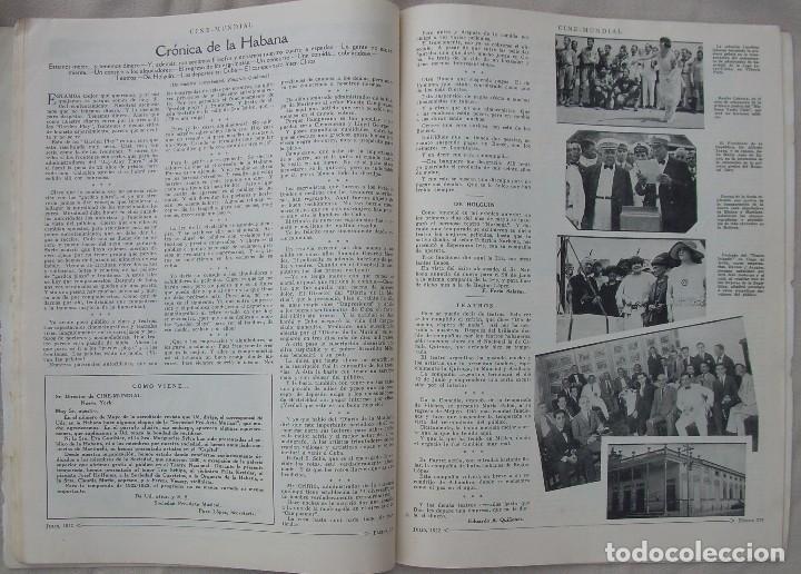 Cine: REVISTA CINE MUNDIAL,JULIO 1922, TOMO VII Nº 7 EDITADA POR Chalmers Publishing Company, Nueva York - Foto 14 - 87094372