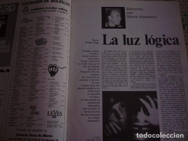 Cine: REVISTA CASABLANCA Nº 2 1981 - Foto 3 - 87108960