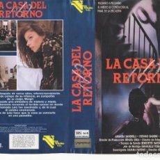 Cine: REPRODUCCION DE CARATULA - LA CASA DEL NO RETORNO. Lote 87351132