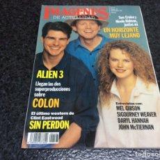 Cine: REVISTA IMAGENES DE ACTUALIDAD Nº 107 SEPTIEMBRE 1992. Lote 87431428