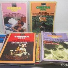 Cine: LOTE 38 REVISTAS DE CINE CINEMA 2002, AÑOS 1975 A 79, NÚMEROS ENTRE EL 2 Y 49, POSIBILIDAD SUELTOS. Lote 87561532