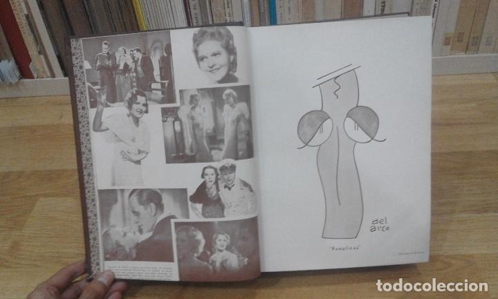 Cine: REVISTA CINEMA VARIEDADES (AÑOS 1933, 1934, 1935 Y 1936). DEL Nº 1 AL 24 (1 VOLUMEN) - Foto 4 - 87617440