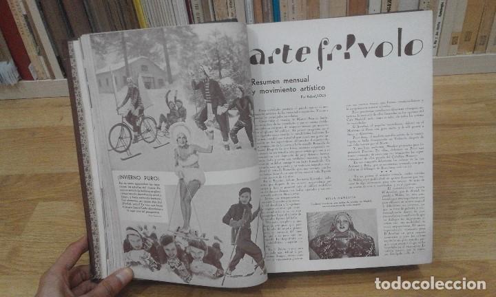 Cine: REVISTA CINEMA VARIEDADES (AÑOS 1933, 1934, 1935 Y 1936). DEL Nº 1 AL 24 (1 VOLUMEN) - Foto 7 - 87617440