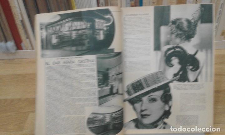 Cine: REVISTA PÁGINAS CINEMATOGRÁFICAS (AÑO 1933). 47 NÚMEROS (1 VOLUMEN) - Foto 3 - 87617676