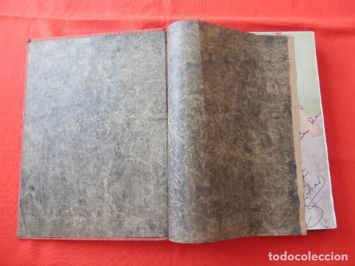 Cine: Libro 8 revistas Imagenes encuadernadas años 50 Ava Gardner Maria Felix Vivien Leigh Amparo Rivelles - Foto 9 - 87669696