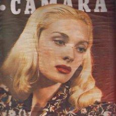 Cine: CÁMARA Nº 48. NÚMERO EXTRAORDINARIO 1945.. Lote 89301676