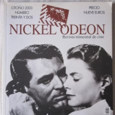 Cine: NICKEL ODEON 32. Lote 89370196