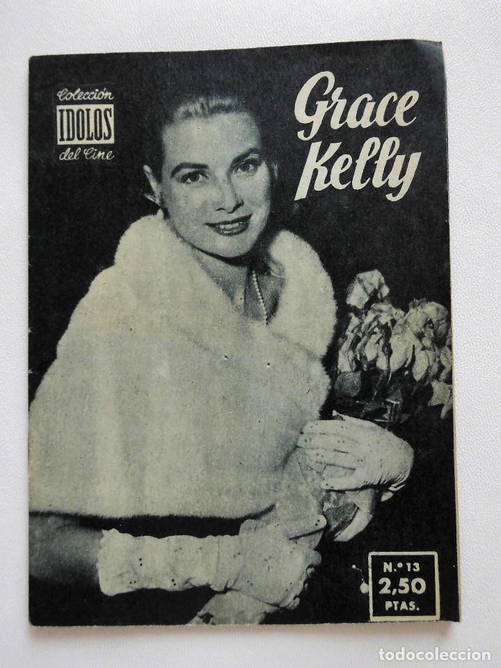 Cine: 10 ej. Colección Ídolos del cine: Ava Gardner, Brigitte Bardot, Grace Kelly, Gina Lollobrigida, etc. - Foto 4 - 89455348
