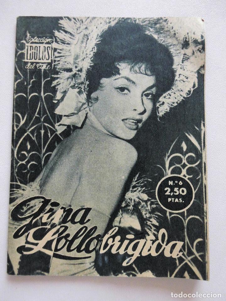 Cine: 10 ej. Colección Ídolos del cine: Ava Gardner, Brigitte Bardot, Grace Kelly, Gina Lollobrigida, etc. - Foto 5 - 89455348