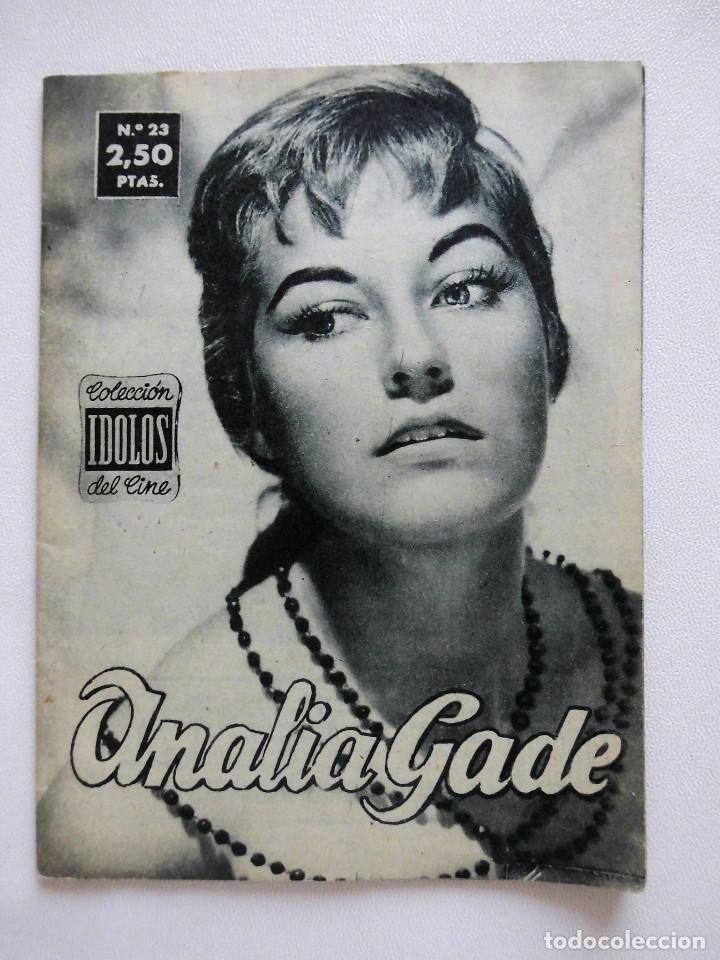 Cine: 10 ej. Colección Ídolos del cine: Ava Gardner, Brigitte Bardot, Grace Kelly, Gina Lollobrigida, etc. - Foto 6 - 89455348