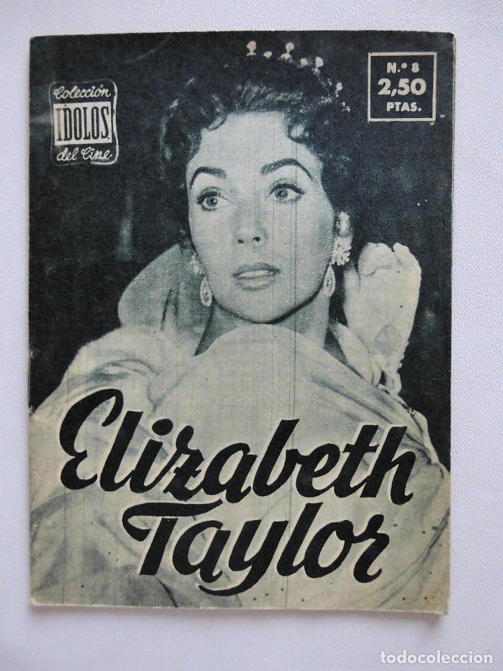 Cine: 10 ej. Colección Ídolos del cine: Ava Gardner, Brigitte Bardot, Grace Kelly, Gina Lollobrigida, etc. - Foto 7 - 89455348
