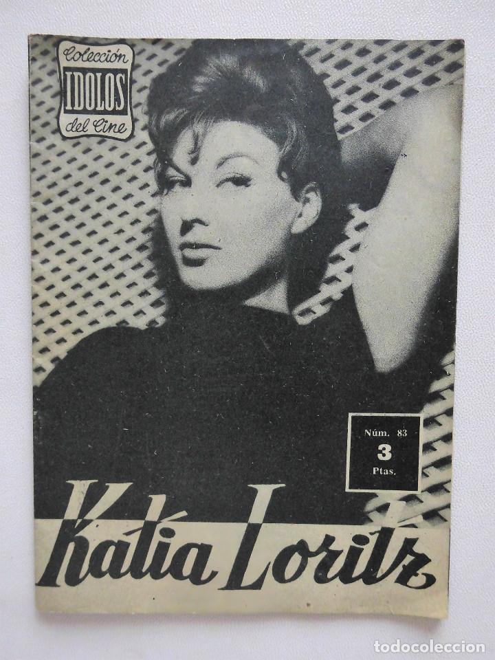 Cine: 10 ej. Colección Ídolos del cine: Ava Gardner, Brigitte Bardot, Grace Kelly, Gina Lollobrigida, etc. - Foto 10 - 89455348