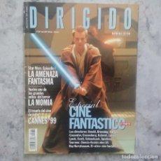 Cine: DIRIGIDO POR 280 - JUNIO 1999. Lote 89519752