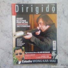 Cine: DIRIGIDO POR Nº 375 - FEBRERO 2008. Lote 89656340
