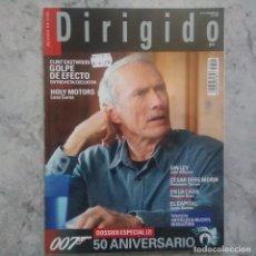 Cine: DIRIGIDO POR - Nº 427 - NOVIEMBRE 2012. JAMES BOND (2). Lote 89672436