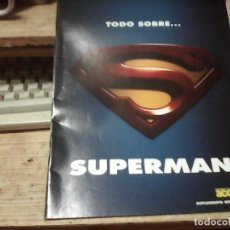 Cine: SUPLEMENTO SUPERMAN. Lote 90469819