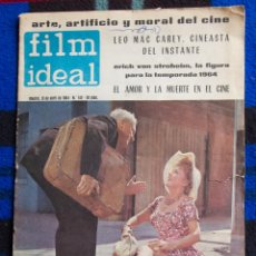 Cine: REVISTA FILM IDEAL - Nº 142 - ABRIL 1964. Lote 90883480
