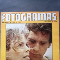 Cine: FOTOGRAMAS 1589-1979-CANDICE BERGEN-ROMY SCHNEIDER-ANGELES CHARLIE-BOGART-SUPERMAN-JUANITA REINA. Lote 95551972