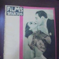Cine: REVISTA CINE. FILMS SELECTOS. 21 JULIO 1934. AÑO V. Nº 197.. Lote 91344605