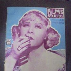 Cine: REVISTA CINE. FILMS SELECTOS. 17 NOVIEMBRE 1934. AÑO V. Nº 213.. Lote 91350795
