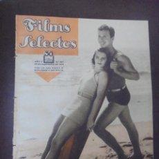 Cine: REVISTA CINE. FILMS SELECTOS. 29 SEPTIEMBRE 1934. AÑO V. Nº 207.. Lote 91351275