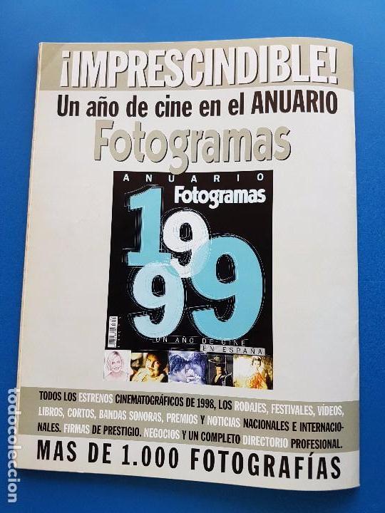 Cine: 10 AÑOS DE EROTISMO USA-DREW BARRYMORE+SHARON STONE+PAMELA ANDERSON+MADONNA -SUPL. FOTOGRAMAS Nº1864 - Foto 12 - 91553860