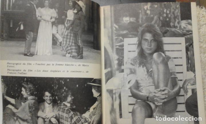 Cine: LIBRO DE ** LE CINEMA FRANÇAIIS *AUJOURD´HUI ** HACHETTE 1974 - Foto 2 - 91587535