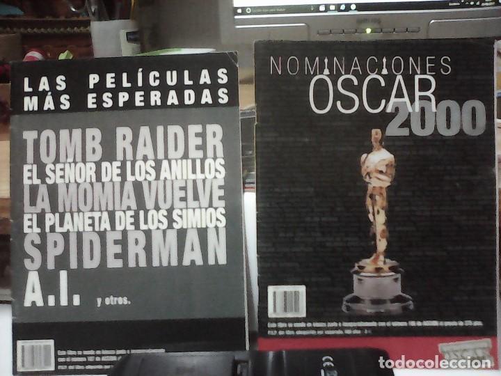 OSCAR SUPLEMENTO ACCION (Cine - Revistas - Acción)