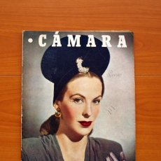 Cine: CÁMARA Nº 111 - 15 DE AGOSTO DE 1947 - REVISTA DE CINE. Lote 92109750