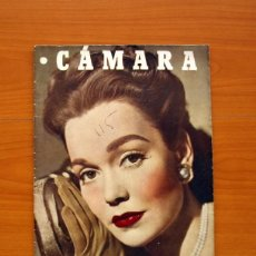 Cine: CÁMARA Nº 115 - 15 DE OCTUBRE DE 1947 - REVISTA DE CINE. Lote 92110165