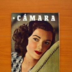Cine: CÁMARA Nº 116 - 1 DE NOVIEMBRE DE 1947 - REVISTA DE CINE. Lote 92110450