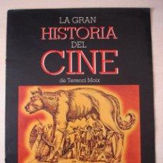 Cine: LA GRAN HISTORIA DEL CINE DE TERENCI MOIX. CAPÍTULO 7. Lote 92180715