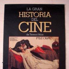 Cine: LA GRAN HISTORIA DEL CINE DE TERENCI MOIX. CAPÍTULO 9. Lote 92180950