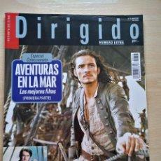 Cine: DIRIGIDO POR...Nº 356 MAYO 2006 ESPECIAL COLECCIONISTAS AVENTURAS EN LA MAR 1ª PARTE. Lote 92282860