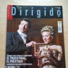 Cine: DIRIGIDO POR...Nº 362 DICIEMBRE 2006 MICHAEL HANEKE - CUANDO CUNE Y MAGIA SE CONFUNDEN. Lote 92283840