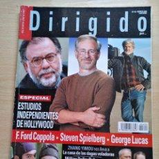 Cine: DIRIGIDO POR...Nº 342 FEBRERO 2005 ESPECIAL ESTUDIOS INDEPENDIENTES DE HOLLYWOOD - COPPOLA-SPIELBERG. Lote 92285990