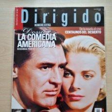 Cine: DIRIGIDO POR...Nº 323 MAYO 2003 DOSSIER LA COMEDIA AMERICANA 2ª PARTE NUMERO EXTRA. Lote 92438430