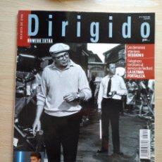 Cine: DIRIGIDO POR...Nº 312 MAYO 2002 ESPECIAL BILLY WILDER - Nº EXTRA EL ATAQUE DE LOS CLONES. Lote 92446860