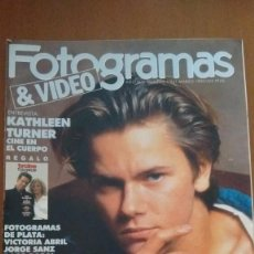 Cine: REVISTA FOTOGRAMAS & VIDEO RIVER PHOENIX NUM: 1761 MARZO 1990. Lote 232080175