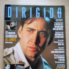 Cine: DIRIGIDO POR...Nº 289 ABRIL 2000 100 AÑOS DE LUIS BUÑUEL EL NUEVO SCORSESE. Lote 92739295