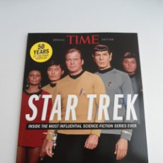 Cinéma: STAR TREK - SPECIAL TIME EDITION - 50 YEARS OF THE FINAL FRONTIER - 2016. Lote 92765100