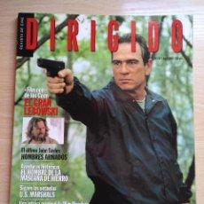 Cine: DIRIGIDO POR...Nº 267 ABRIL 1998 CINE DE CATASTROFES - EL GRAN LEBOWSKI . Lote 92828560