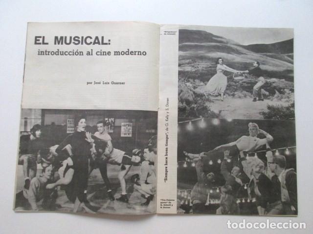 Cine: FILM IDEAL, AÑO 1962, CINE IDEOLÓGICO, BARDEM Y SUS CRÍTICOS, DE SICA, EL CINE MUSICAL, ETC - Foto 3 - 93303365