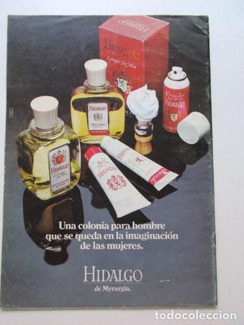 Cine: LUIS GARCÍA BERLANGA, DIRIGIDO POR... REVISTA DEL AÑO 1974, MUY BUEN ESTADO ¿NUEVO CINE ESPAÑOL? ETC - Foto 2 - 93304225