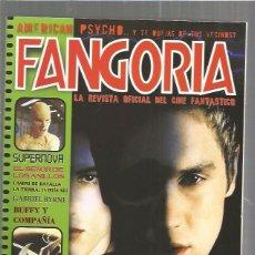 Cine: FANGORIA 1. Lote 93759895