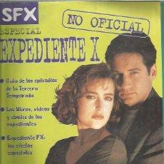Cine: SFX ESPECIAL EXPEDIENTE X. Lote 93788735