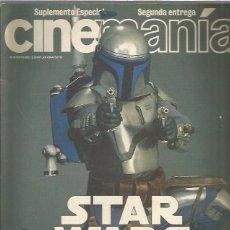 Cine: CINEMANIA EL ATAQUE DE LOS CLONES. Lote 93788890