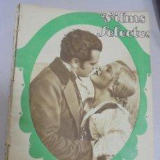 Cine: REVISTA CINE. FILMS SELECTOS. 13 ENERO 1934. AÑO V. Nº 170.. Lote 94632039